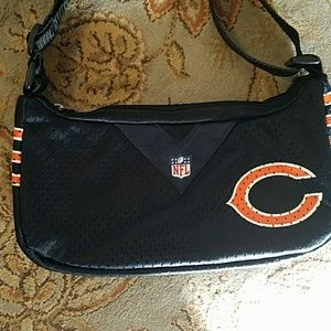 Nwt Chicago Bears Jersey Purse